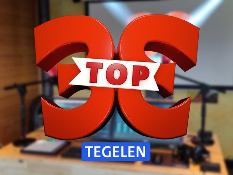 'De Luchtepaol' op 1 in Top 33 Tegele